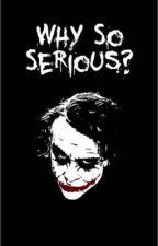 Joker Imagines  by Notoday1600