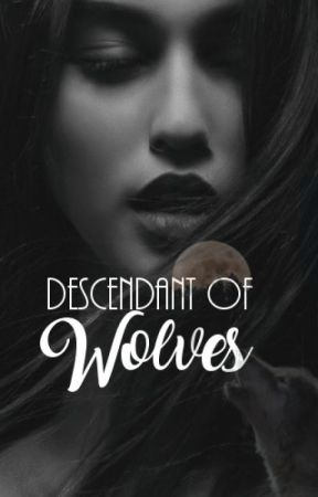 Descendant of Wolves by Steph22