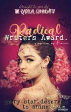 Radical Writers Award (2019) by Theradicalcommunity