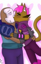 Final Space: Braden x Fox (OC x Canon) by castorspace