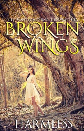 Broken Wings by Harmless