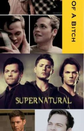 supernatural x reader by Lydia_Nephilim