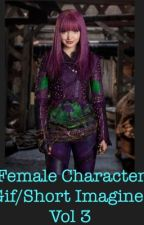 Female Character Gif/Short Imagines  by AndreaAndAmy