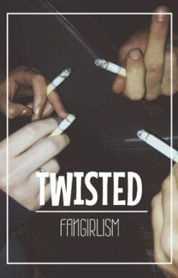 twisted // michael clifford au