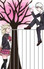 Lovers in School by JelsaCouplesForever