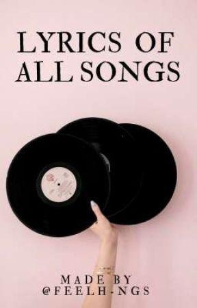Lyrics of all songs by Fuckmyfeelingssss