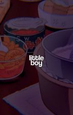 LITTLE BOY! ━ tom riddle by flawlessglory