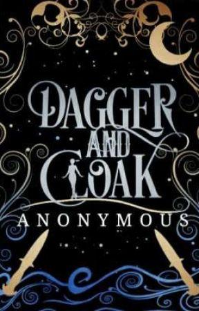 Dagger and Cloak by Simply_Hiraeth