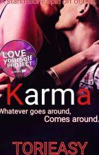 KARMA  by Torieasy