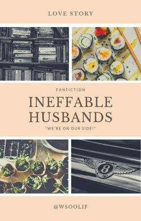 [ineffable husbands] |little things| by wsoolif