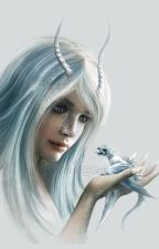 The Girl and the Dragon. by writersLife