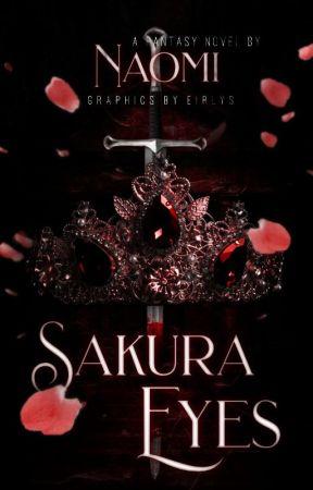 Sakura Eyes by naeomiiii