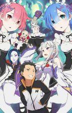 Re: Zero Light Novel Arc 6: Hall Of Memories by SlightlyChunkyMilk