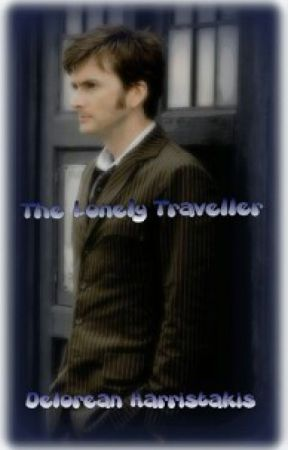 {Hold} Doctor Who: The Lonely Traveller by iiSolari