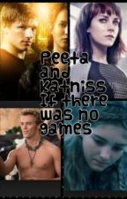 Peeta and katniss if there where no games by tfios124