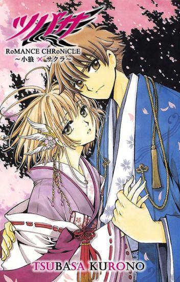 Tsubasa RoMANCE CHRoNiCLE | Syaoran x Sakura Quotes