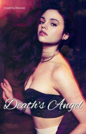 Death's Angel by INSANITY36XOXX