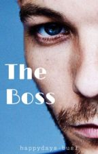 The Boss  by happydays-bus1