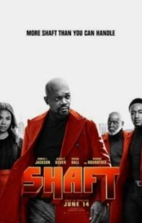 Shaft John Shaft Junior Love Story  by Besties2019