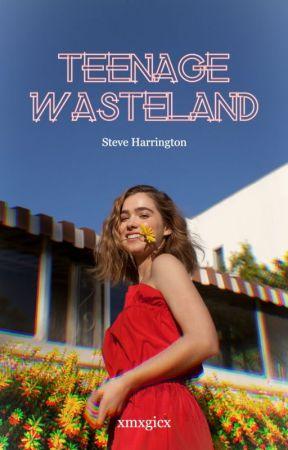 Teenage Wasteland // Steve Harrington by xmxgicx