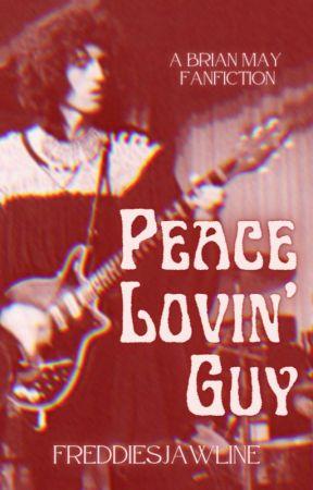 Peace Lovin' Guy // Brian May by freddiesjawline