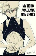 My Hero Academia//One Shots// by aleex2003