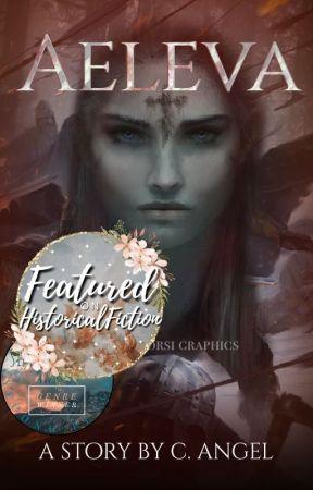 Aeleva; The Viking Saxon by CuriousAngel87