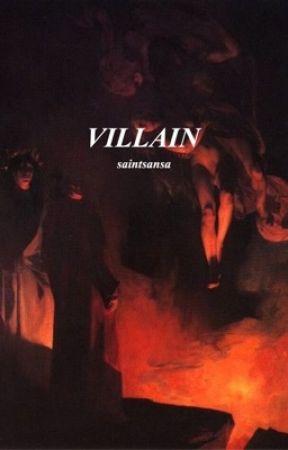 villain.   barry by saintsansa