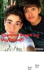 Cameron Boyce my boyfriend? by boyceboi