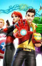 Avenger Academy: Super Hero Camp by TonyRydingerx