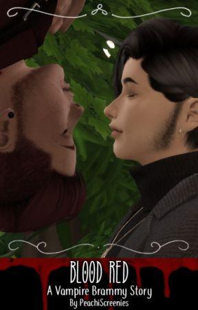 Blood Red - A Vampire Brammy Story by PeachiScreenies