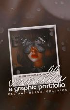 Vanilla | A Graphic Portfolio| by PastaWithSushi