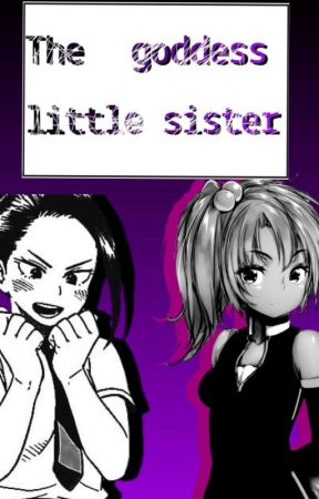 The Goddess's Little Sister by Miokichi