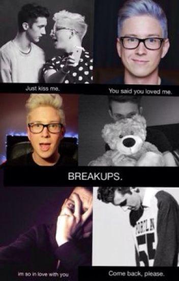 Breakups. (Troyler Fanfic.)