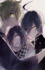 Fate (Shuichi x Kokichi x Rantaro(ish))  by TheLostEcho