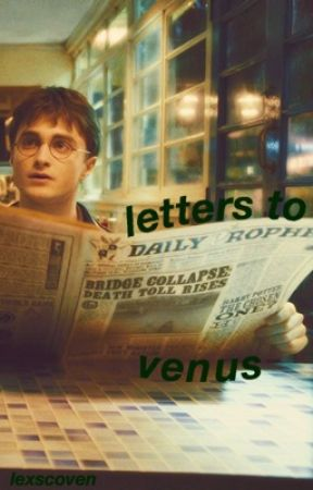 letters to venus [malfoy] by lexscoven