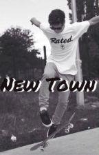 New Town (slow updates) by my_sprizz