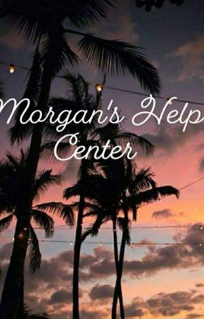 Morgan's Help Center by taz2327