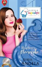 Little Cupcakes Series 5: Blueberry Cheesecake by Juris_Angela