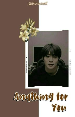 Anything for You ; Jung Jaehyun by theressaell