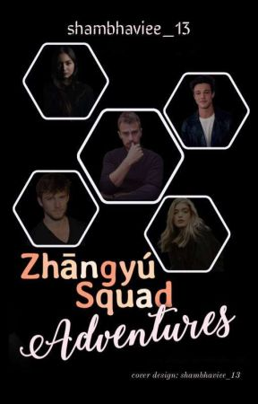 Zhāngyú Squad Operations by shambhaviee_13