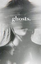 Ghosts. [Steve Harrington] by zeppelin_rules