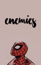 Enemies by -slytherunaway
