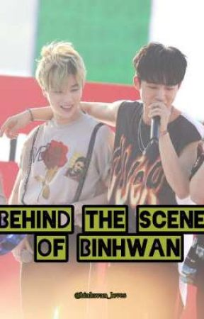 BEHIND THE SCENE OF BINHWAN by binhwan_loves