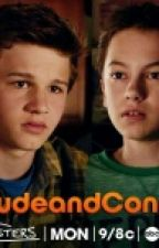 Jude and Connor another Jonnor Story by Common_gay_fanboy