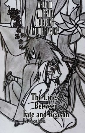 Lines Between Fate And Reason (Madara Uchiha Love Story) by Red_Moon_Hood