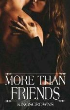 More Than Just Friends [Wattys 2019] by Sheyzeez