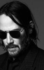 Keanu Reeves imagines  by applehead7122009