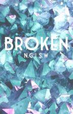 Broken ( Nash Grier. Sammy wilk) by lukesshoulderss
