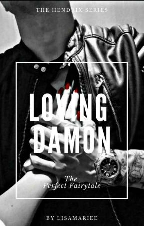Loving Damon by ConsiousDreamer